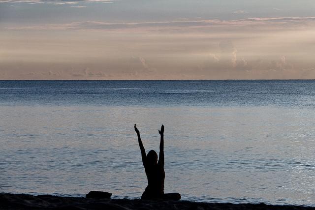 Yoga Beach